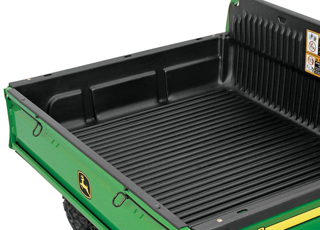 Poly Bedliner; TS Cargo Box Options & Storage
