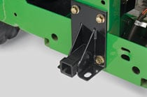 Rear Receiver Hitch; CX Carts, Hitches & Winches