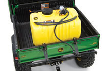 45-Gal. Bed Sprayer; XUV/HPX/T Sprayers & Pressure Washers