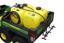 90-Gallon High-Perf Sprayers and Pressure Washers