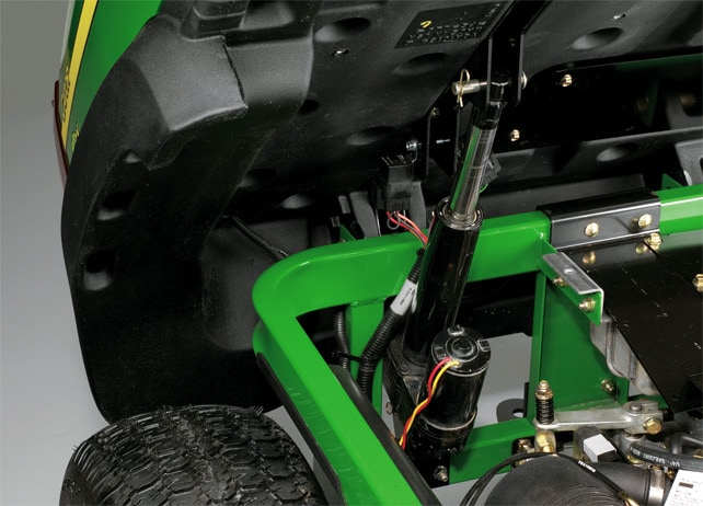 John Deere Cargo Box Power Lift for CX Cargo Box Options ...