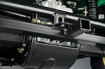 Rear Receiver Hitch for HPX