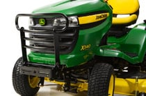 Front Brush Guard, X300 & X500 Series Tractor Protection & Appearance Attachment