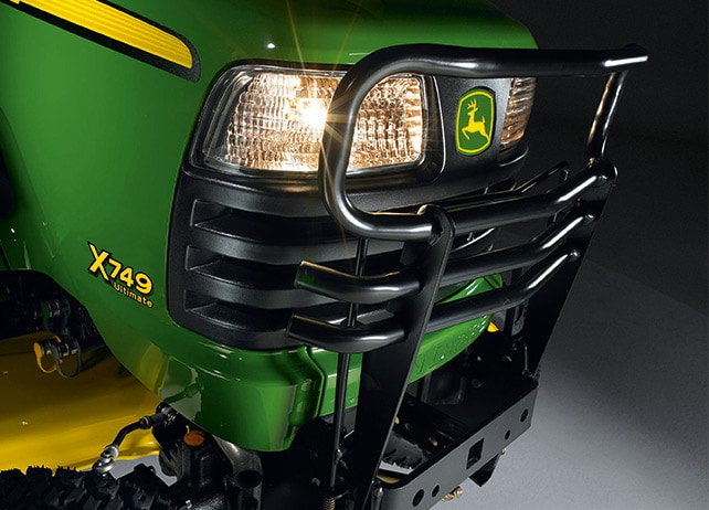 Tractor Grill Guard For Trailer : John deere front brush guard series tractor