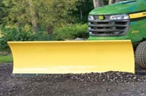 44-inch Front Blade Carry, Haul & Move Material