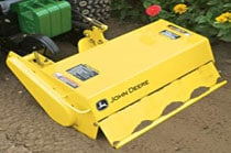 John Deere Gardening Ground Engagement Riding Lawn Attachments