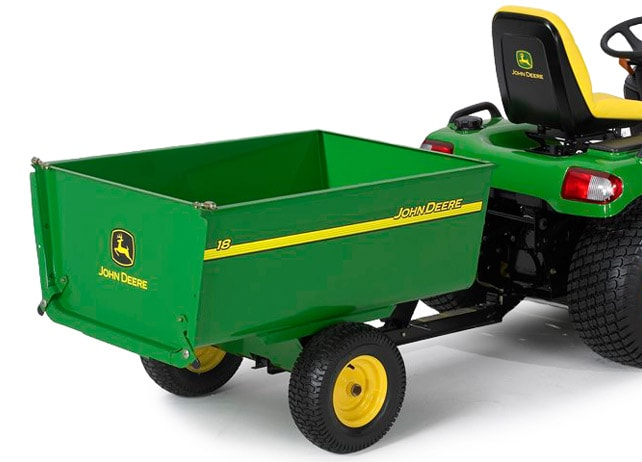 18 Utility Cart Yard & Lawn Care