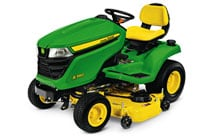 X380 Select Series Lawn Tractor, 48-in. Deck