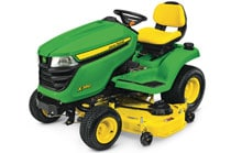 X380 Select Series Lawn Tractor, 54-in. Deck