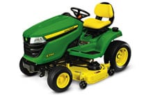 X394 Select Series Lawn Tractor