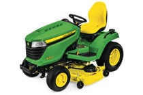 X590 Select Series Lawn Tractor,48-in. Deck