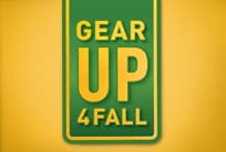 Gear Up for Fall