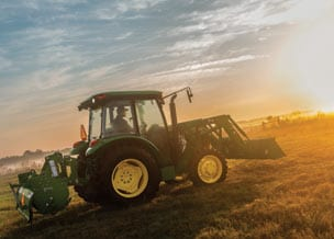 Follow link to 5E Series Tractors (45-75 hp) offer