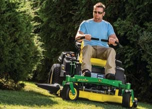 View $300 offer for Z535M mower