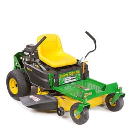 Follow link to view the Z235 EZtrak Mower.