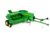 Image of small square baler