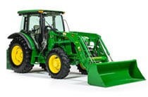 5M Series Utility Tractor