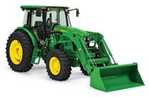 6D Utility Tractor