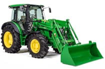 5R Utility Tractor