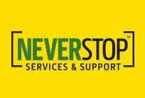 Follow link to NEVERSTOP Services and Support