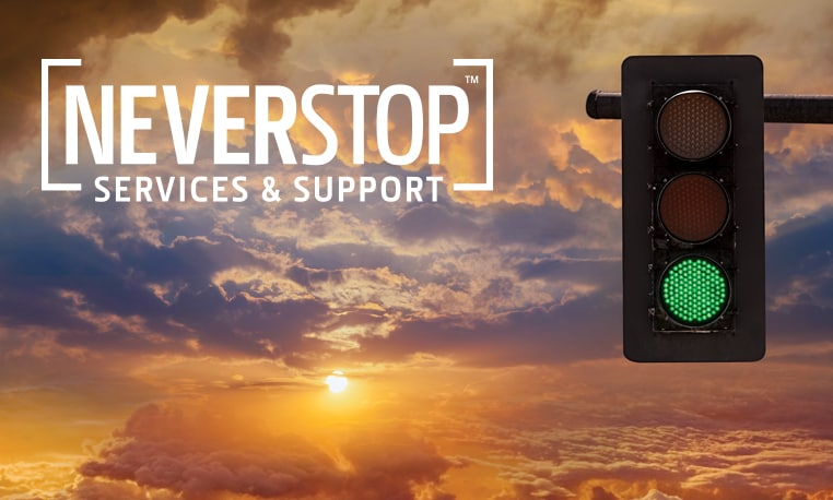 NEVERSTOP™ Services and Support