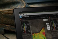 Boot Image with tablet linking to precision ag