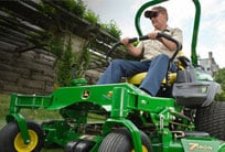 View Uptime Solutions for mowing and small utility tractors