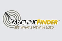 Click here to launch Machine Finder