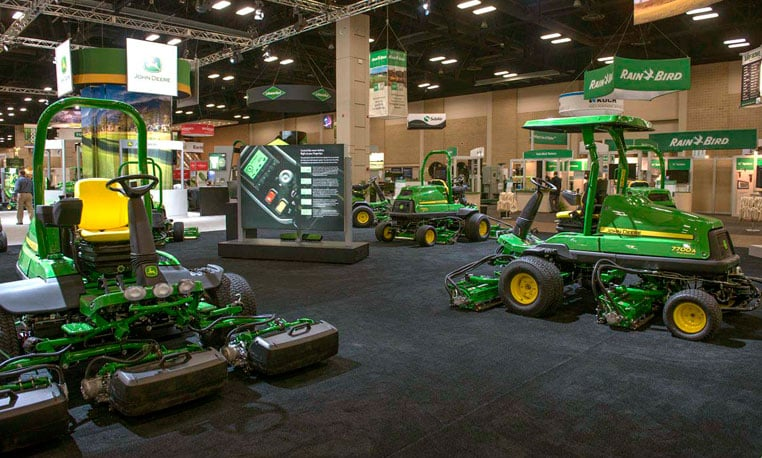 Visit John Deere at the 2016 GIS show.