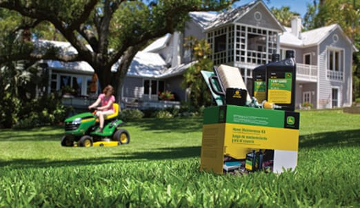 john deere parts accessories 15% off john deere home maintenance kits