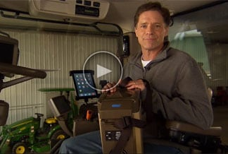 Follow link to watch video about tractor cab upgrade parts.
