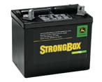 StrongBox MowPro battery