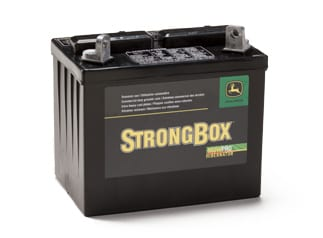 Follow link to browse John Deere Batteries