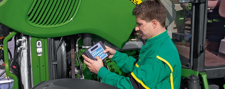 Maintenance Parts from John Deere