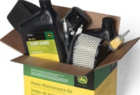 Follow link to view John Deere Home Maintenance Kits