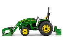 Follow link to Build and Price tool for Tractors