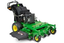 Follow the link to the Walk-Behind Mowers page