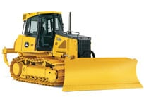 Click here to learn about our model 700K Forestry Crawler Dozer