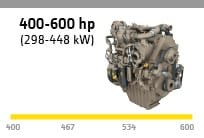 6135 Series Power Range