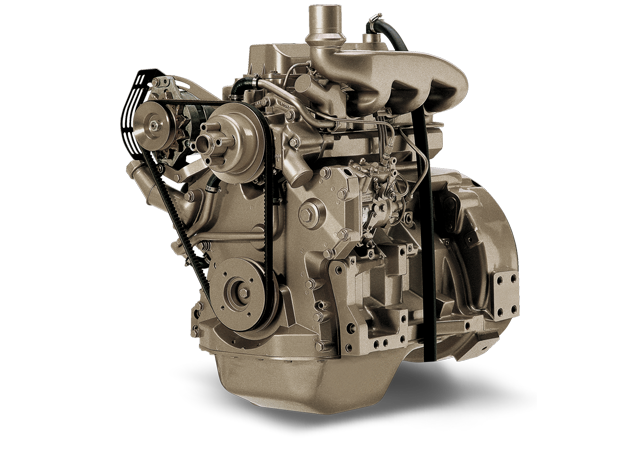3029D 2.9L Engine 58 hp (43 kW)