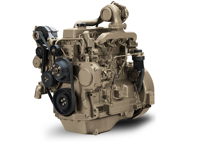 4045H 4.5L Gen-Set Diesel Engine 120 kW (161 hp)