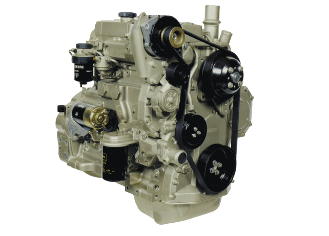 4045D 4.5L Gen-Set Diesel Engine 50 kW (67 hp)