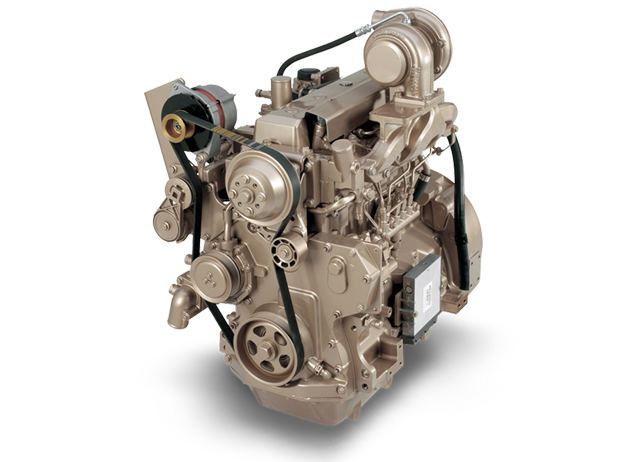 4.5L Marine Auxiliary Engine 74 kW (99 hp) @ 2200 rpm