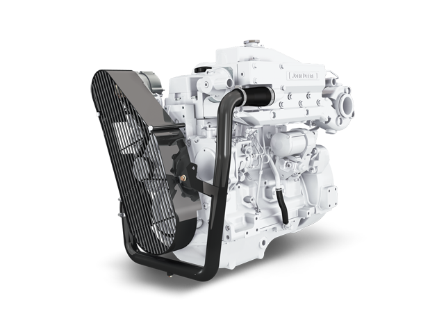 4045TFM75 Marine Propulsion Engine