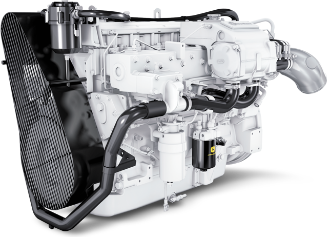 6068SFM75 Marine Propulsion Engine