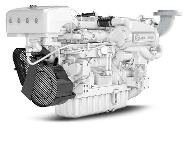 9.0L Propulsion Engine 213-317 kW (285-425 hp)