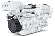6090 Series Marine Propulsion Non-Certified Engines