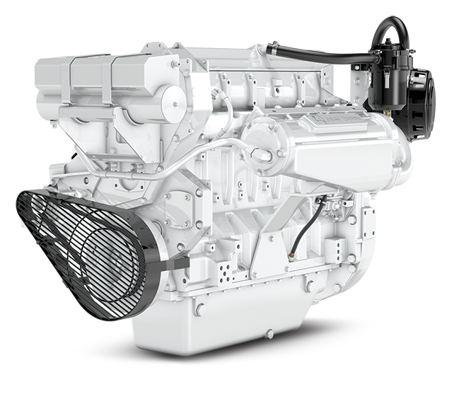 13.5L Propulsion Engine 272-429 kW (365-575 hp)