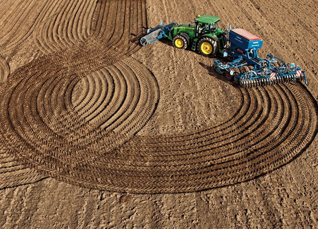 John Deere Itec Pro Guidance Systems Agricultural