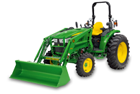 4049m Compact Utility Tractor
